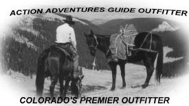 Colorado hunting outfitters - Action Adventures is a full time professional outfitter licensed, bonded, and insured in the State of Colorado.